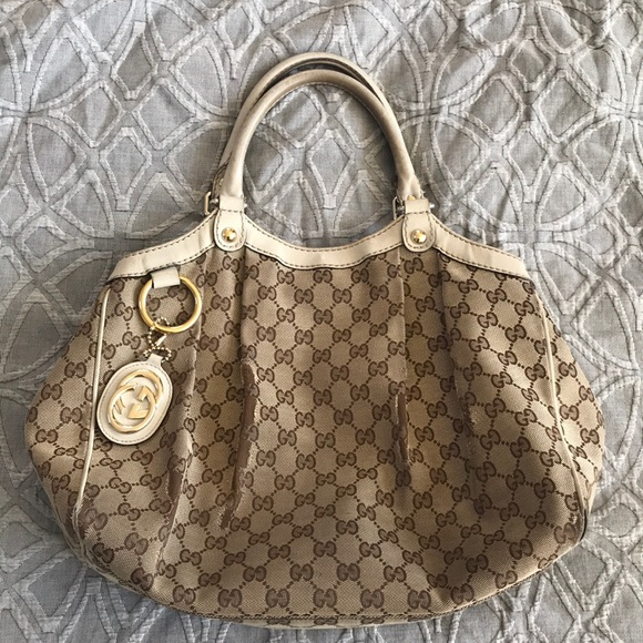 e17fcb254c0 Gucci Handbags - Authentic Gucci Sukey Bag